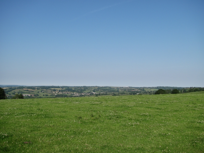 Photograph from Dundry Hill