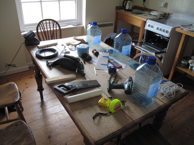 Kitchen Table Workshop