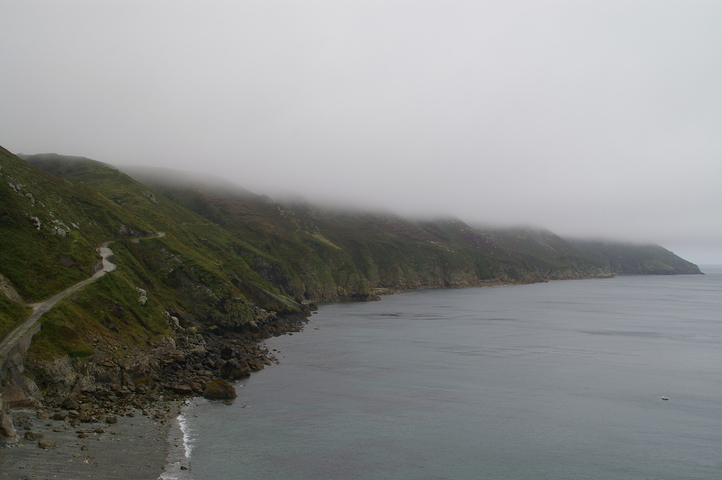 Fog Bound Lundy