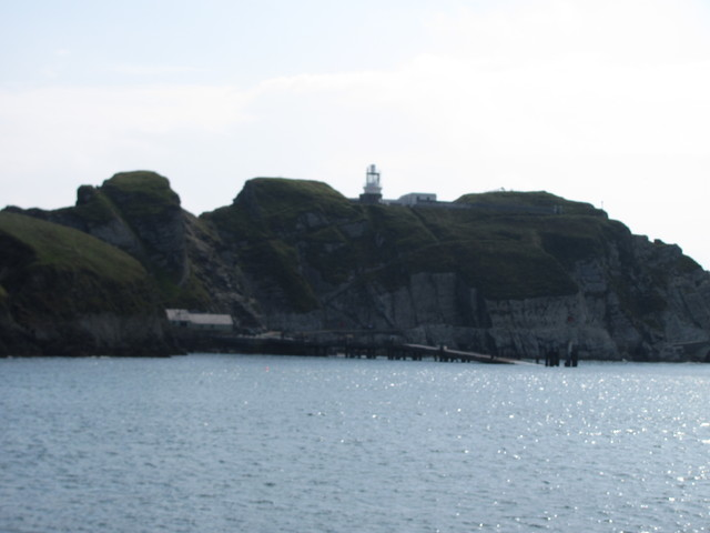 Lundy Landing Stage