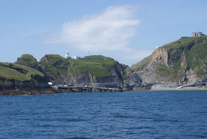 Lundy Jetty