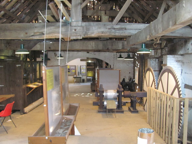 Brass Mill Interior