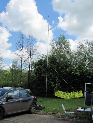 Doublet Antenna
